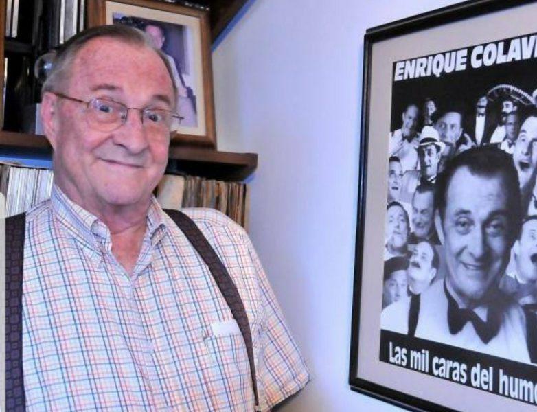 Muere el comediante Enrique Colavizza