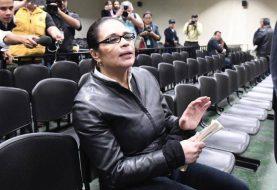 Ingrid Roxana Baldetti Elías enfrenta otros dos procesos