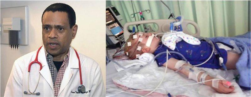 Pediatra dominicano advierte sobre la Mielitis Fláccida Aguda
