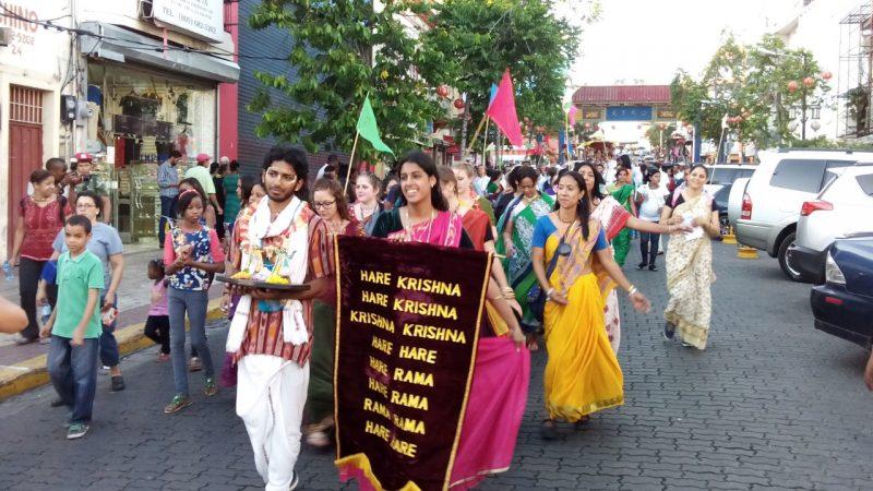 Movimiento Conciencia Krishna dice debe mantenerse Estado laico