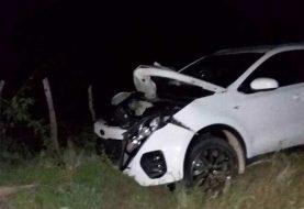 Dos muertos y un herido accidente de tránsito en Montecristi