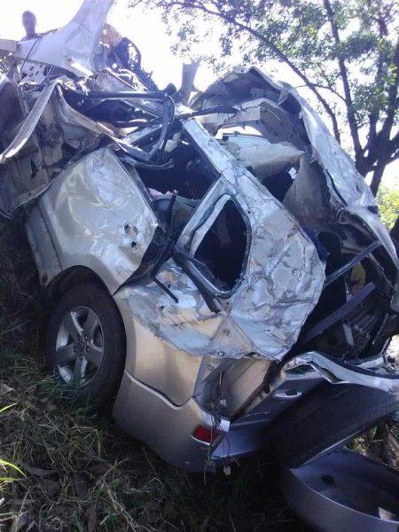 Dos muertos en accidente en Bonao hoy