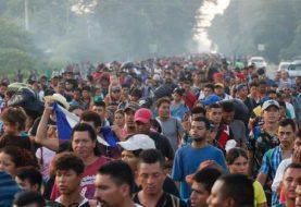 EEUU reitera no dejará pasar caravana de inmigrantes