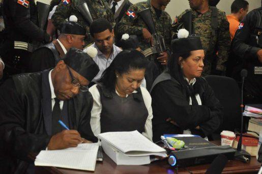 Sentencia caso Emely Peguero será dictada el miércoles