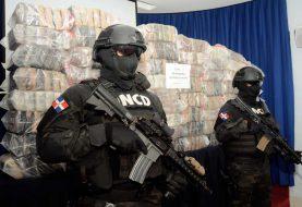 SPM: DNCD ocupa 395 kilos de cocaína