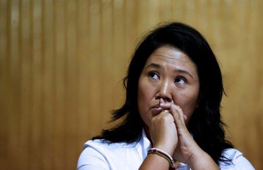 Keiko Fujimori dice fue detenida sin fundamentos
