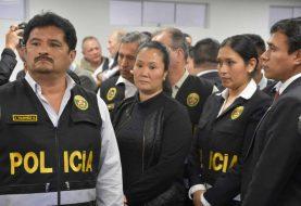 Keiko Fujimori sentenciada a 36 meses de prisión preventiva