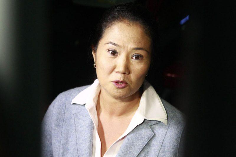 Abogada dice no han presentado pruebas contra Keiko Fujimori