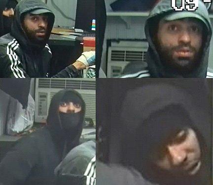 Policía NY persigue ladrones se llevaron US$10 mil de negocio