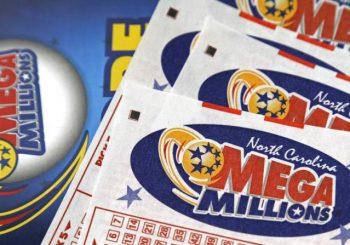 Mega Millions sube a 1,600 millones de dólares