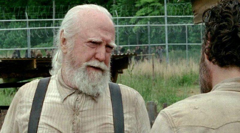 Muere el actor Scott Wilson de The Walking Dead