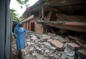Sube a 15 cifra de muertos tras sismo en Haití