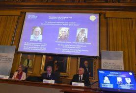 Tres científicos, incluyendo una mujer, ganan Nobel de Física