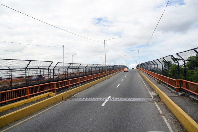 Obras Públicas intervendrá el puente Mella o de las Bicicletas