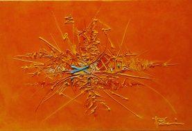 Peric realizará exposición de sus pinturas