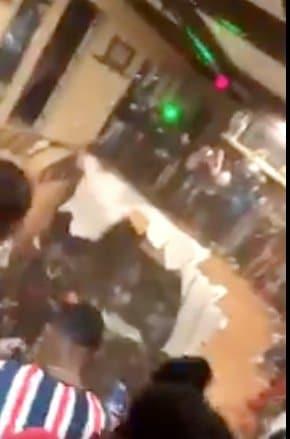 Clemson: Piso casa club se desploma durante fiesta