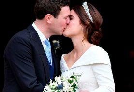La princesa Eugenia se casa con Jack Brooksbank