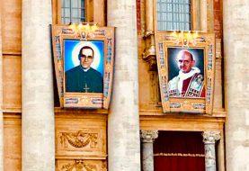 Monseñor Romero y Pablo VI nuevos santos de la Iglesia Católica