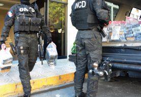 88 kilos de cocaína ocupados en Puerto Multimodal