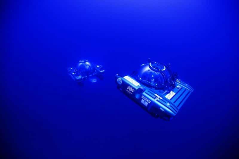 Excursiones sumergibles en aguas inexploradas Océano Indico