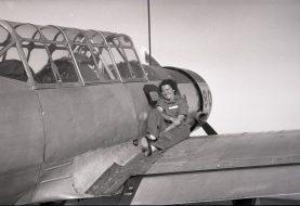 Mujer piloto segunda guerra mundial recibe reconocimiento