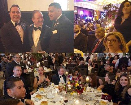 NSA escoge a Johnny Ureña como el empresario del año en NY