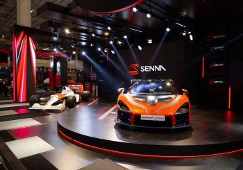 McLaren Senna hace debut en América Latina