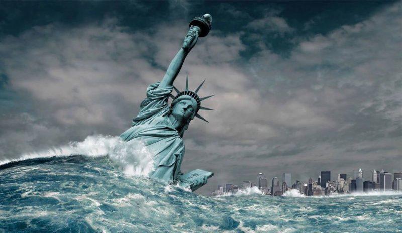Nueva York bajo amenaza de grandes catástrofes climáticas