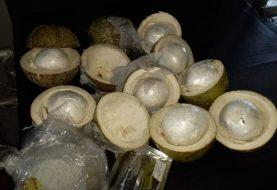 Aeropuerto Cibao: DNCD ocupa 6 kilos de cocaína