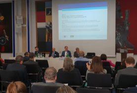 Conferencia Industria Alemana para Centroamérica dedicada al extinto Rafael Calventi