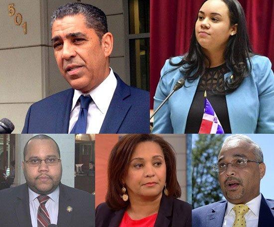 Varios dominicanos participarán elecciones este martes