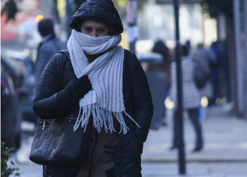 Frío polar para este jueves en NY será similar al de 1901
