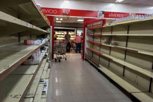Hambre se triplica en Venezuela
