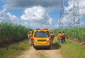 Cinco muertos accidente helicóptero La Romana