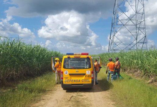 Seis muertos accidente helicóptero La Romana