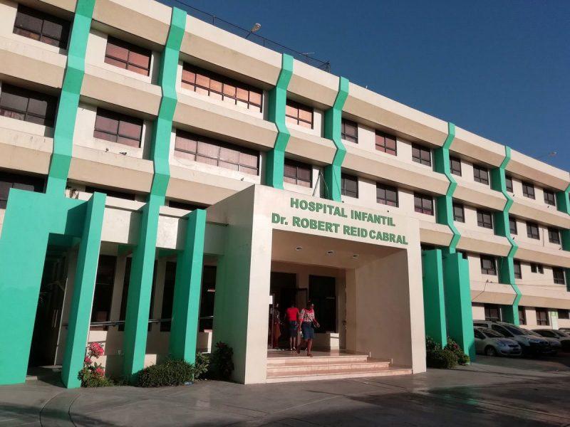 Hospital Robert Reid Cabral al borde del colapso