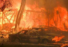 Al menos 9 muertos por incendios en California