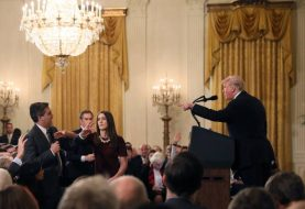 Casa Blanca suspende pase reportero CNN, Jim Acosta