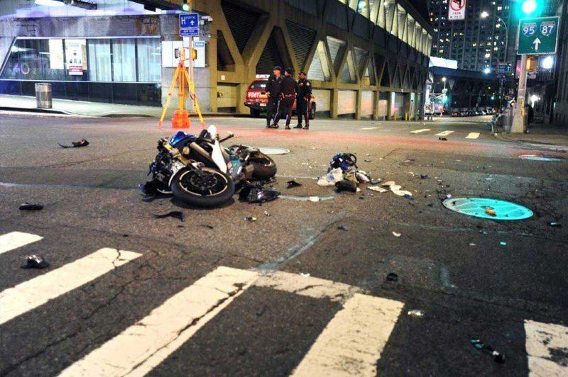 Dominicano muere al chocar con taxista en Manhattan
