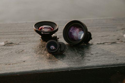 Ofertas de lentes para fotógrafos móviles