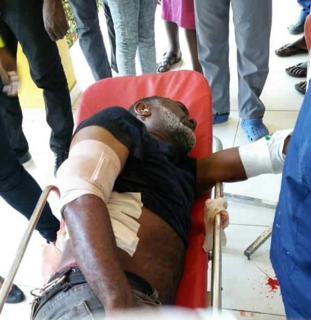 Patanista RD herido a tiros por turba en Haití