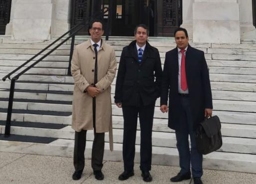 PRM denuncia en EEUU deterioro justicia en RD