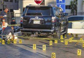 Avanzan investigaciones tiroteo McDonalds Lincoln