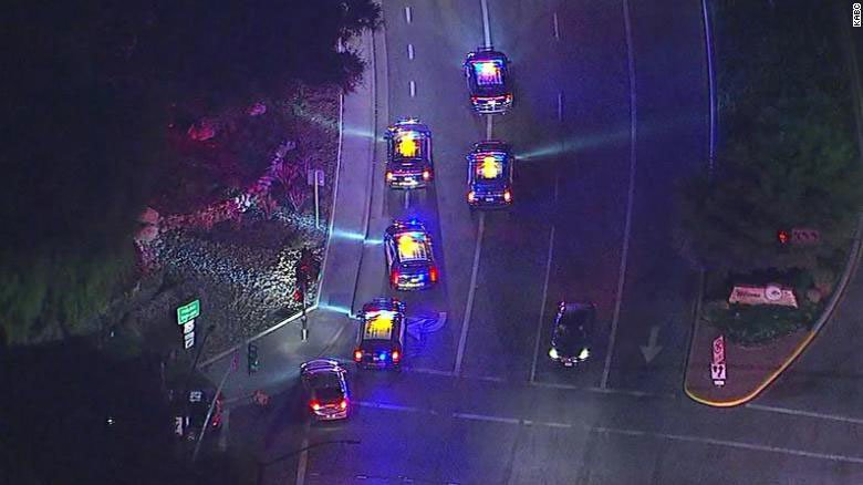 11 muertos en ataque en un bar de California