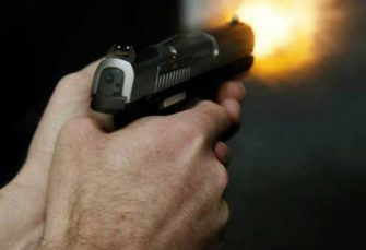 Reportan 4 heridos de balas durante incidentes en Santiago