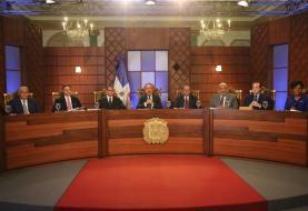 Entrevistan candidatos a jueces Tribunal Constitucional
