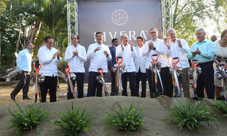 Medina asiste a lanzamiento residencial Livera Freemium Spaces