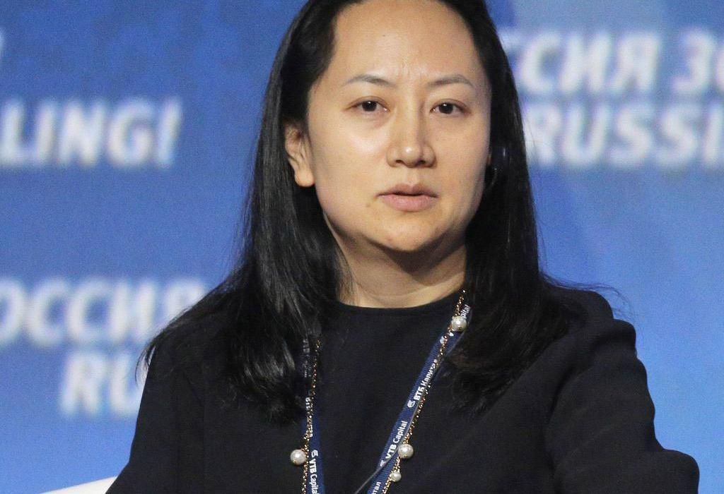 Libertad bajo fianza a ejecutiva de Huawei