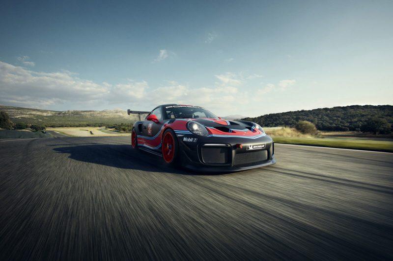 El nuevo Porsche 911 GT2 RS Clubsport