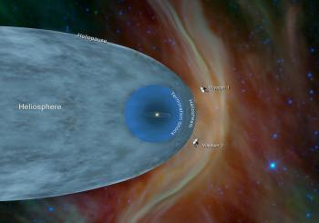 Sonda Voyager 2 entra en frontera Sistema Solar